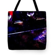 Ghostly Offering Tote Bag
