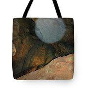 Ghostly Presence Tote Bag