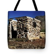 Ghostly Remains Tote Bag