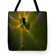 Ghostly Spirit Tote Bag