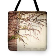 Ghosts Are Gone Tote Bag