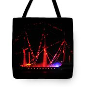 Ghosts Of Gasparilla Tote Bag by David Lee Thompson