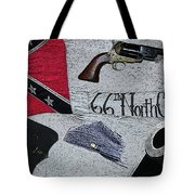 Ghosts Of The Confederacy Tote Bag