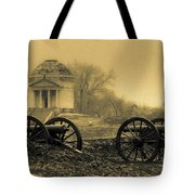 Ghosts Of Vicksburg Tote Bag