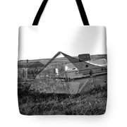 Ghosts On The Prairie Tote Bag