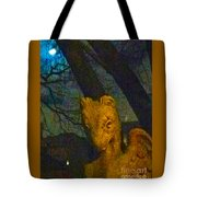 Ghoul And Full Moon 1 Tote Bag