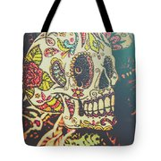 Ghoul Of Gothic Glam  Tote Bag