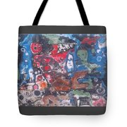 Ghoul Pool Tote Bag