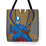 Gi Joe - Cobra Commander Tote Bag