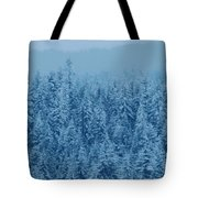Giant Forest Tote Bag