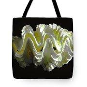 Giant Frilled Clam Seashell Tridacna Squamosa Tote Bag