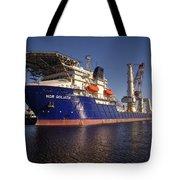 Giant Ship's Tote Bag