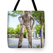 Giant Steps Tote Bag