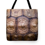 Giant Tortoise Carapace Tote Bag