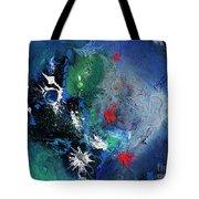 Gibbous Tote Bag