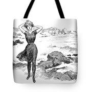 Gibson: Bather, 1902 Tote Bag