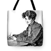 Gibson: Drawings, C1900 Tote Bag