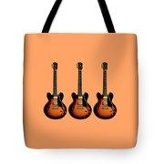 Gibson Es 335 1959 Tote Bag