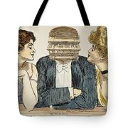 Gibson Girls, 1903 Tote Bag