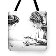 Gibson Girls 1904 Tote Bag