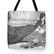 Gibson: Reader, 1900 Tote Bag