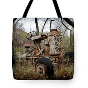 Gibson Tractor Tote Bag