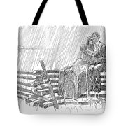 Who Cares, 1901 Tote Bag
