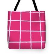 Griddy In Pink Tote Bag