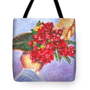 Gift A Bouquet - Bougenvillea Tote Bag