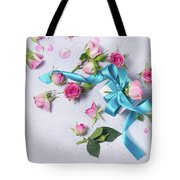 Gift And Flowers Tote Bag