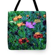 Gift Of Flowers Tote Bag