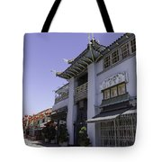 Gifts In Chinatown Tote Bag