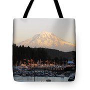 Gig Harbor Tote Bag