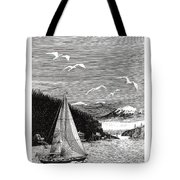 Gig Harbor Sailing School Tote Bag