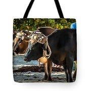 Gigantic Ox Tote Bag