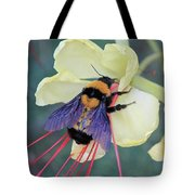 Gila Bumblebee Love Tote Bag