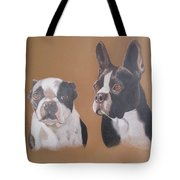 Gilbert And Ellis Tote Bag