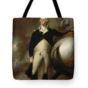 Gilbert Stuart Tote Bag
