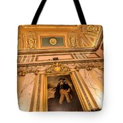 Gilded Ceiling Tote Bag