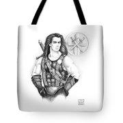 Giles Dancer Tote Bag