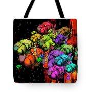 Tanked - Possumponderouspottomas Tote Bag