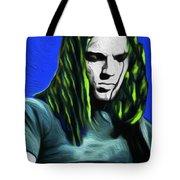Gilmour Neon Nixo Tote Bag