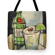Gin Gimlet Tote Bag