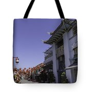 Gin Ling Gifts Los Angeles Tote Bag