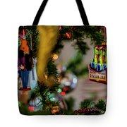 Ginger Ale On Christmas Tree 4392 Tote Bag