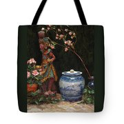 Ginger Jar Tote Bag