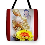 Ginger Man Tote Bag