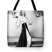 Ginger Rogers (1911-1995) Tote Bag