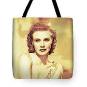 Ginger Rogers, Hollywood Legends Tote Bag