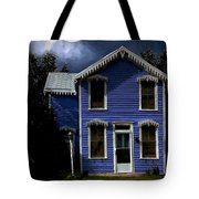 Gingerbread Gothic Tote Bag
